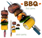 [ FULL PERM ] Summer :)    BBQ Stick