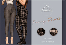 :TSC: Fancy Pants - Patterns