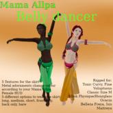 Mama Allpa Belly Dancer Boxed (rezz me)