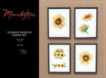 Moonley Inc. - Summer Passion Frame Set