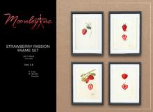 Moonley Inc. - Strawberry Passion Frame Set