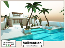 (Milk Motion) formentera house