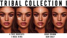 [Cinnamon Cocaine] Tribal Makeup Pack