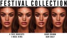 [Cinnamon Cocaine] Festival Makeup Pack