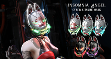 Insomnia Angel - Cyber Kitsune Mask [FAT]