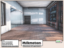 (Milk Motion) Downtown loft apartment