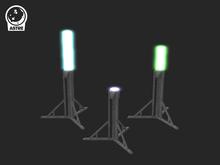 Astre - Leda Lamp Aluminum