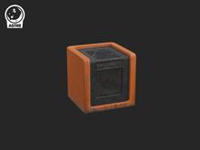 Astre - Damaged Cube Orange