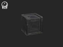 Astre - Damaged Cube Black