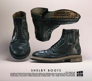 [Deadwool] Shelby boots - Fat pack