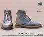 [Deadwool] Shelby boots - dusk