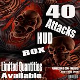 40 ATTACKS HUD CT