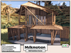 (Milk Motion) Bali bamboo house