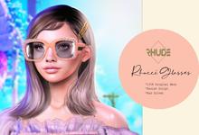 [RHUDE] Rhucci Glasses Pink