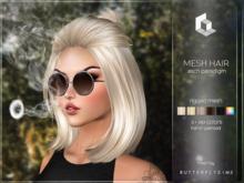 rezology Asch Paradigm (Bento RIGGED mesh hair) BF - 692 complexity