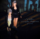 .::Y&R::.Couple Agents pose couple pose