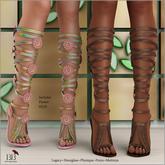 (*<*) 1313 Le Fleur Sandals - DEMOs