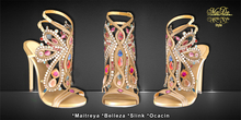[>Ma'De<] Jewel Sandals