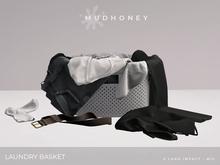 MudHoney Laundry Basket