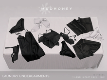 MudHoney Laundry Undergarments