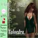 Talaedra Green Camisk
