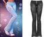 !PCP :: Lacey Jeans [Black]