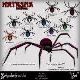 Schadenfreude Natasha the Spider