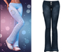 !PCP :: Lacey Jeans [Midnight]