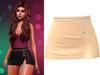 !PCP :: Serena Cloth Skirt [Beige]