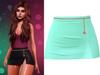 !PCP :: Serena Cloth Skirt [Seafoam]