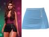 !PCP :: Serena Cloth Skirt [Sky]