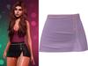 !PCP :: Serena Cloth Skirt [Lavender]