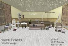 Evening Garden 06 (boxed)
