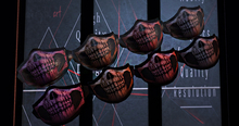 R.O.T.  Studio's. - mask FATPACK