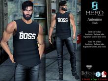 HERO - Antonino Outfit Black