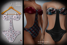 (*<*) 1313 July Swimsuit - Party Print 2