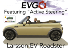 Electronic Car - Active Steering - Charger - GTFO! Ready