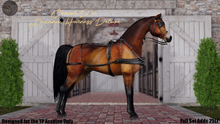 Cheval D'or / TeeglePet Arabian / Luciana Harness *DELUXE*