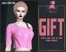 [EN] Jamilla Shirt Pink *Gift*