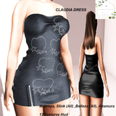 Dress Claudia *Salesita's Creations* Box.