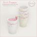 {wn} Strawberry Lemonade Cups Decor