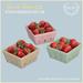 {wn} Strawberries Decor