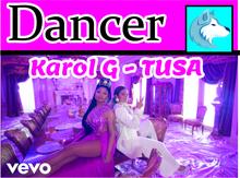 Targaryen Dancers - Karol G - TUSA BOXED