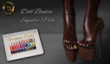 ~GD~Doll Boutin Vol. I(Square Pedi - Legacy Mesh Feet (f)