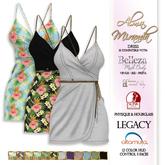 .: AlmaMiranda :. Summer Wrap Dress