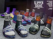ExalteD - Slipper Socks {PACK}