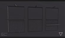 vendetta. display racks