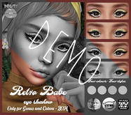 [POUT!] Retro Babe - Eye Shadow DEMO