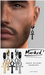 MARKED - Ankh Accent Earring