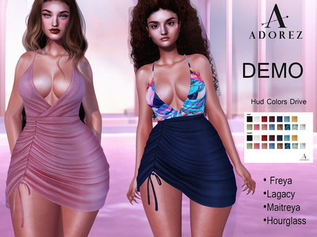 AdoreZ-Amie Dress _DEMO